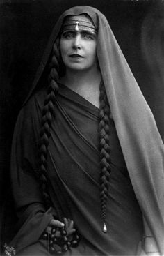 Queen Marie of Romania (British Princess--moved to Romania at age 17)