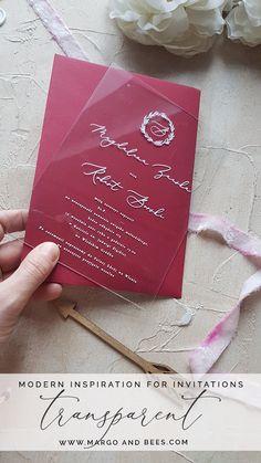 Transparent Wedding Stationery Floral Wreath Acrylic Wedding Invitations Romantic Modern Cards Luxory Invites – Famous Last Words Budget Wedding Invitations, Bespoke Wedding Invitations, Acrylic Wedding Invitations, Elegant Wedding Invitations, Wedding Invitation Cards, Wedding Stationery, Invites, Invitation Wording, Invitation Suite