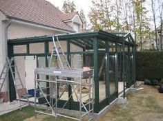 #veranda installation Wooden Pergola Kits, Wisteria, Gazebo, Outdoor Structures, Flooring, Outdoor Decor, Home Decor, Kiosk, Decoration Home