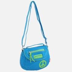 UNIONBAY Washed Neon Cross Body Bag  47b23875c4f7a