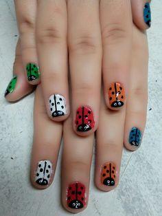 Pin by Cynthia Diaz on Beauty in 2019 Nail Designs Spring, Toe Nail Designs, Pretty Nail Art, Creative Nails, Manicure And Pedicure, Nail Arts, Spring Nails, Diy Nails, Hair And Nails