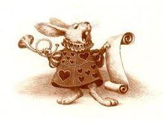 Картинки по запросу белый кролик алиса