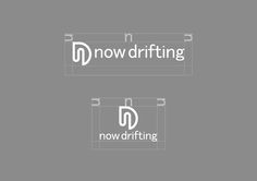 now drifting-Brand Identity on Behance