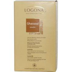 Poudre lavante rhassoul boîte de 1kg LOGONA
