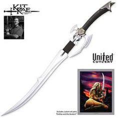 Kit Rae Avoloch Sword of Enethia