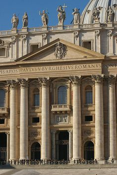 Saint Peter's, Vatican City