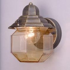Tuscanor - Traditional Exterior Wall Light