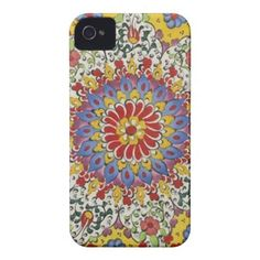 Vintage Turkish Pattern iPhone Covers by #In_case