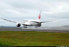 Japan Airlines, Boeing 787 Dreamliner