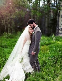 Just when is the right time to take off your veil at your wedding?