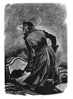 Fritz Eichenberg, Wuthering Heights