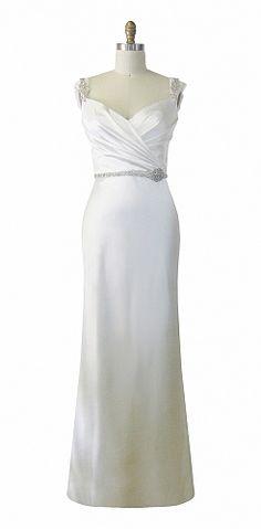 KAREN WILLIS HOLMES - 'Samantha' wedding gown