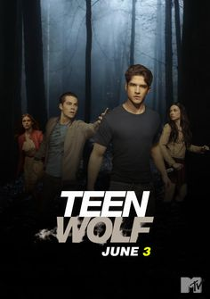Image result for teen wolf season 2 poster