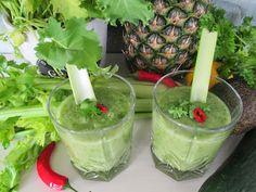 Tinskun keittiössä: Nesteenpoisto smoothie