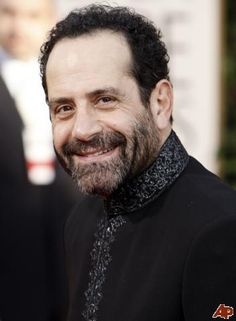 Tony Shalhoub..10/9/53 - Tony Shalhoub ventured into TV in 1986 playing a terrorist in the series The Equalizer. He quickly moved on to more-substantial roles, such as in the series Wings (1991–97). Shalhoub has also starred in films, such as the Men in Black fimls. His show Monk, which premiered in 2002 and ended in 2009, earned Shalhoub numerous honors, including multiple Emmy Awards and Screen Actors Guild Awards.
