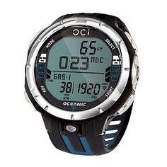 Oceanic OCi Hoseless Computer Watch with Digital Compass 04.8791.24 009487