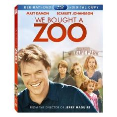 (We Bought a Zoo (Blu-ray/ DVD   Digital Copy) (2011)) Such a cute movie. When I saw previews for this movie, my first thoughts were that it would probably be cute but I was in no hurry to see it.... [Click for more info]