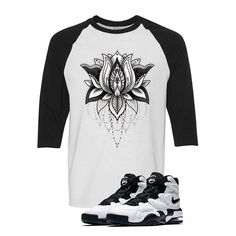 newest bba7d 62201 Nike Air Max 2 Uptempo 94  White   Black  Baseball T (LOTUS