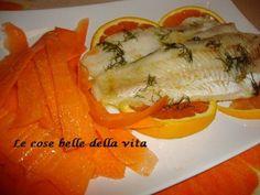 Ricetta Filetti di merluzzo all'arancia da Giovanna317 - Petitchef
