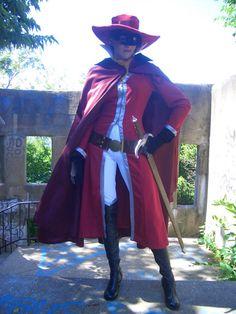 red whirlwind cosplay - Google-haku