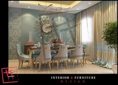 Luxury in every detail , Classy Dining room