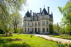 Chateau de Jarnac, France
