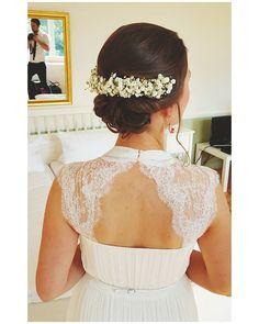 Die 74 Besten Bilder Von Brautfrisuren Caroline Wedding Hair