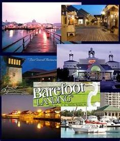 I love barefoot landing - FUN!!!!!!! There's always something to do there! #MYRDreamVacation