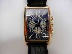 Franck Muller Master Of Complications1200 CC AT Long Island -Rose Gold- Watch