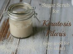 essential oils for Keratosis Pilaris  My Skin Condition and How I'm Changing It (DIY Sugar Scrub Tutorial)