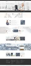 Elvyre is clean, modern and professional business PSD template. It is perfect for professional corporate website. It is jam packed with various design layouts, giving you endless options of arranging your contents. Elvyre was made eith Adobe Photoshop CS5 and is compatible with that version.