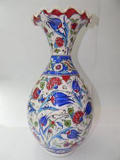 Turkish Ceramic Hand Made 42 cm Traditional от BUYCARPETANDCERAMIC, $550.00