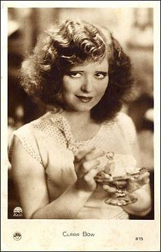 Clara Bow - True to the Navy promo 1930