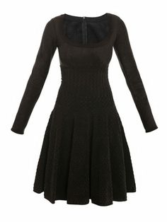 Azzedine Alaia.  If I didn't live in the middle of nowhere I would buy this divine garment.
