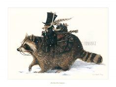 Коллекция картинок: Тролли Jean-Baрtiste Monge