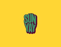 "Check out new work on my @Behance portfolio: ""SunYay..!!!"" http://be.net/gallery/54914151/SunYay"