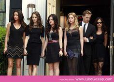 Pretty Little Liars Season 4 Premiere Click Image To Read Full News