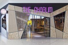 The Charlim restaurant by Span Design Sydney  Australia