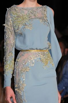 Elie Saab Fall 2012 Couture More