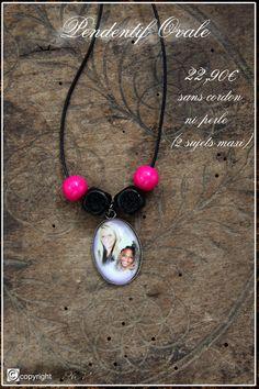 pendentif à partir de photos bijoux par lesfantaisiesdeNinaC