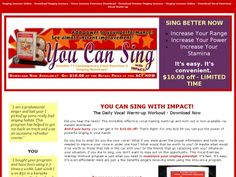 Singing Lessons & Vocal Exercise Download