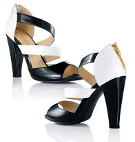 FOREVER selected by Paula Abdul Mod Deco Shoe