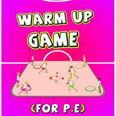 Play this fantastic PE game in your sport lessons - Rob the nest. It's great for all school grades and to use with different sports.