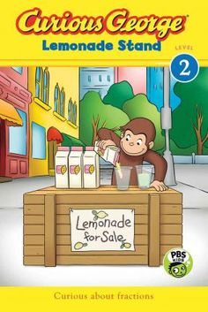 Curious George Lemonade Stand.... June