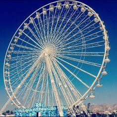 Grande roue #Marseille #prado