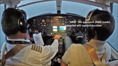 Crossing the Atlantic in a Citation Jet!