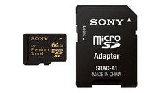 Sony lanza una tarjeta Micro SD enfocada a los audiófilos