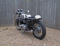 Honda CB750 SOHC Builder brand: Reverb Motorcycles