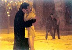Bridget Jones Kiss