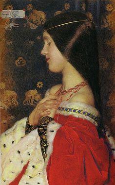 Frank Cadogan Cowper ~ The last of the Pre-Raphaelites | Tutt'Art@ | Pittura * Scultura * Poesia * Musica |
